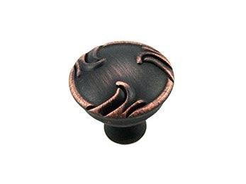 "Nottingham Knob 1 1/4"" (32mm) - Valencia Bronze"