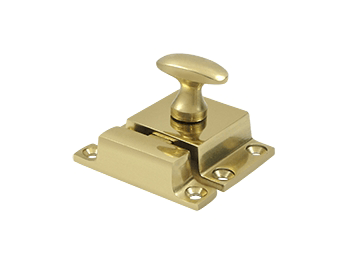 "Cabinet Lock, 1.2""  - Polished Brass"