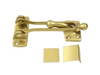 "Door Guard 5""  - Polished Brass"