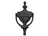 Victorian Door Knocker - Black