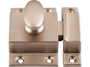 "Cabinet Latch 2"" - Brushed Bronze"