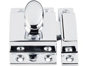 "Cabinet Latch 2"" - Polished Chrome"