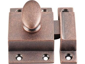 "Cabinet Latch 2"" - Antique Copper"