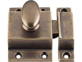 "Cabinet Latch 2"" - German Bronze"