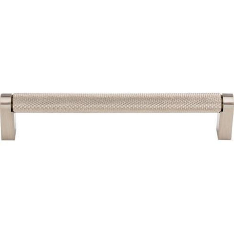 AMWELL BAR PULL 6 5/16 INCH (C-C) BRUSHED SATIN NICKEL
