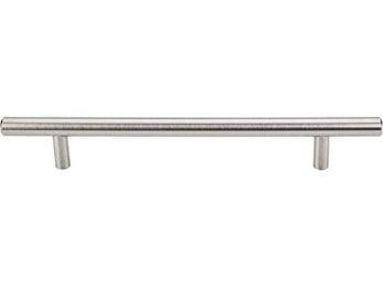 "Hopewell Bar Pull 6 5/16"" (c-c) - Brushed Satin Nickel"