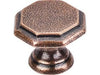 "Devon Knob 1 1/4"" - New York Hardware Online"