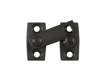 "Shutter Bar/Door Latch 5/8"" - Oil Rubbed Bronze"