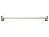 Sutton Place Collection Brushed Nickel 18 In Towel Bar