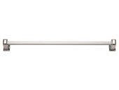 Sutton Place Collection Brushed Nickel 24 In Towel Bar