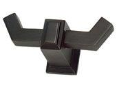 Sutton Place Collection Venetian Bronze 1.44 In Hook