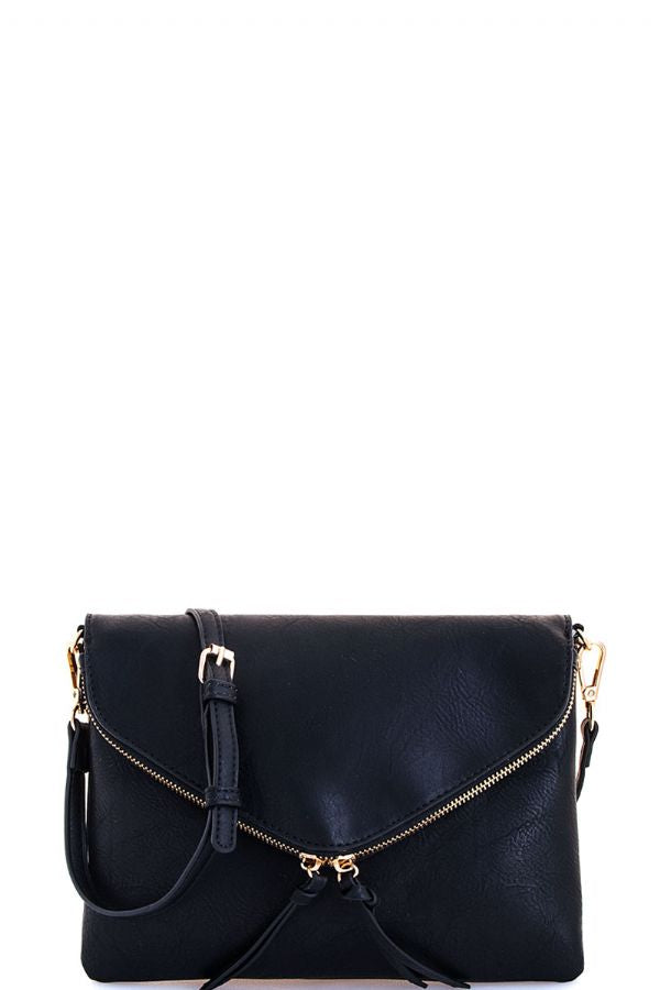 Linnea Zipper Crossbody