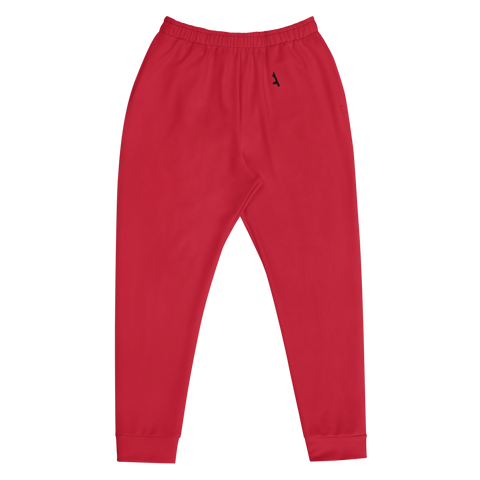 Men's Joggers - Red
