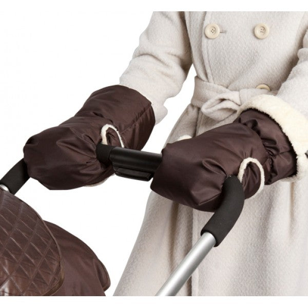 Cozy Stroller Hand Muff (Chocolate)