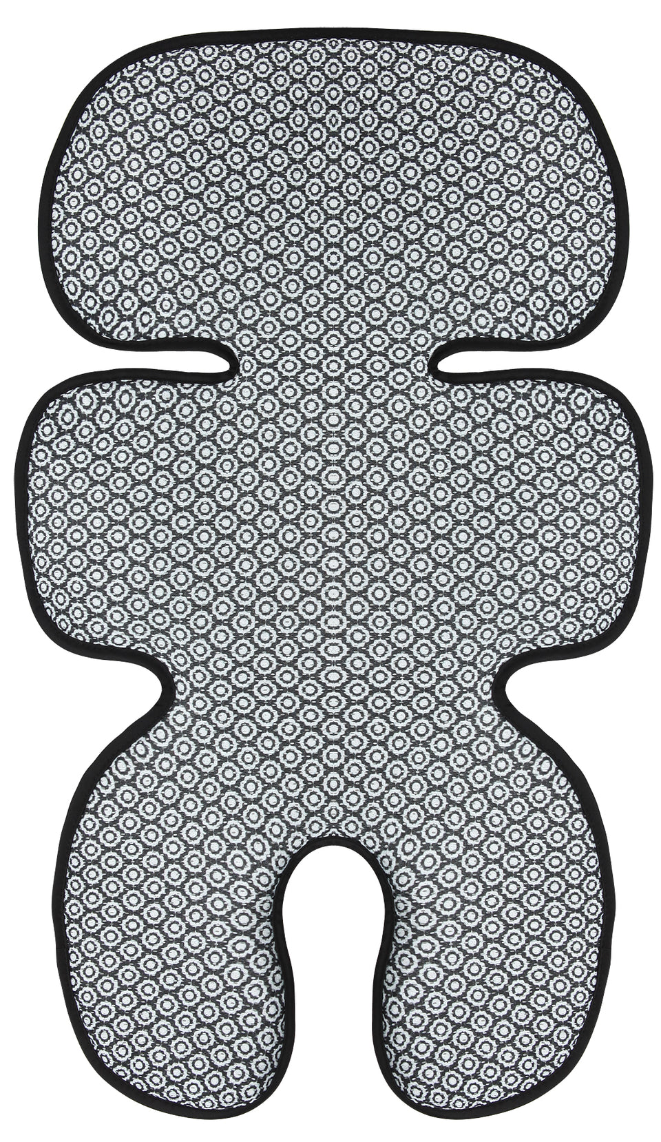 Clean Basic Cool Seat Pad (Flower Black)
