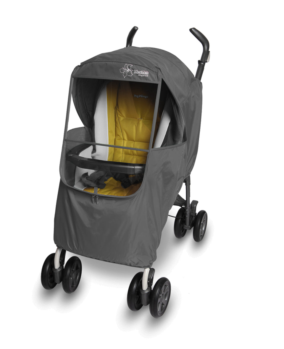 Elegance Plus Stroller Weather Shield (Grey)