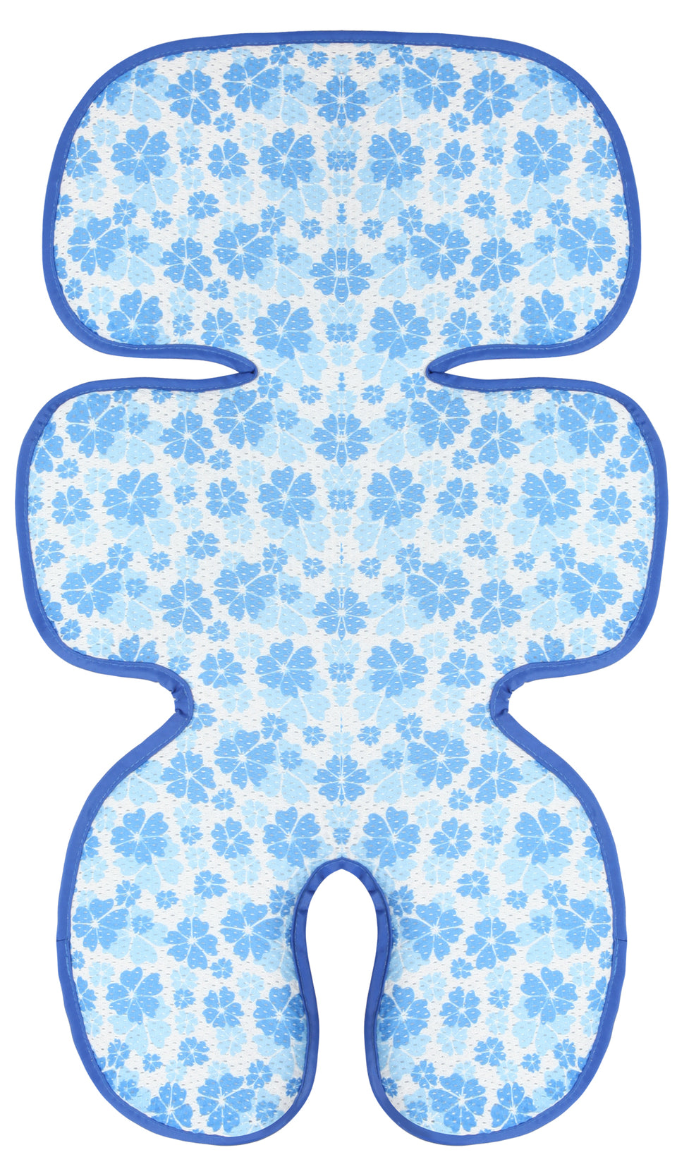 Clean Basic Cool Seat Pad (Flower Blue)