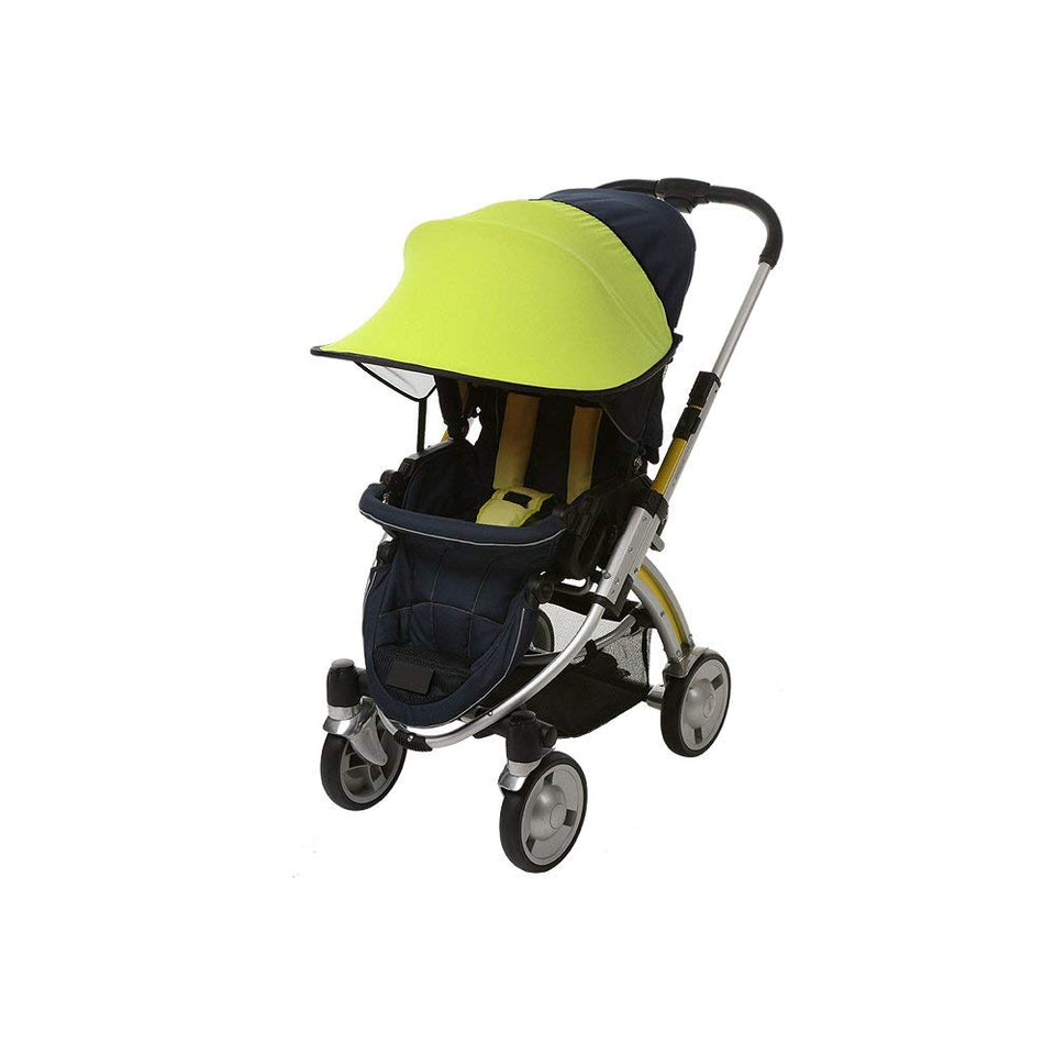 Sun Shade for Stroller & Car Seat (Green)