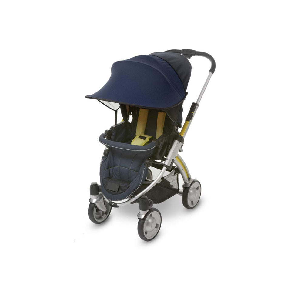 Sun Shade for Stroller & Car Seat (Navy)
