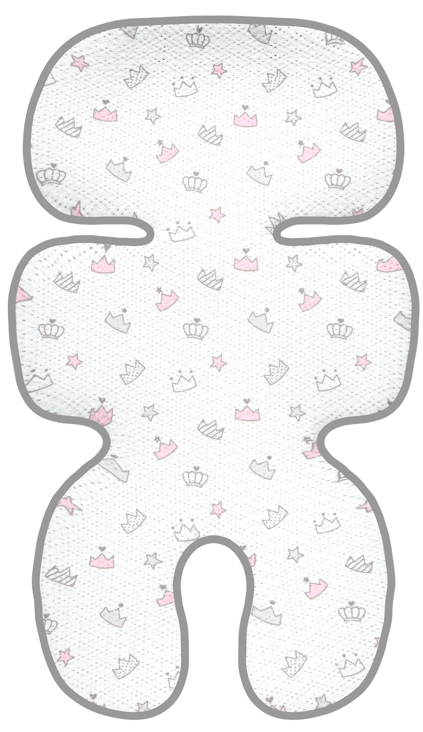 Clean Basic Cool Seat Pad (Tiara Pink)