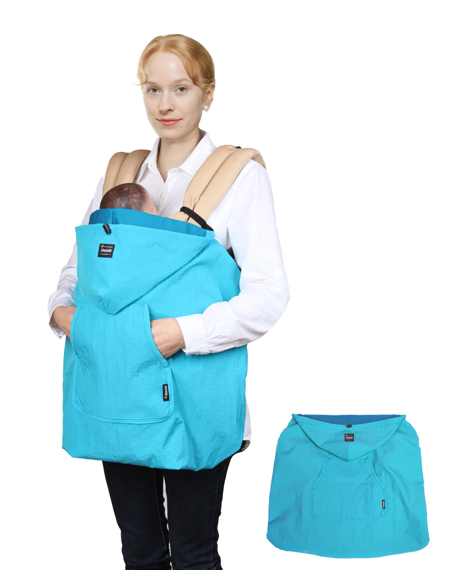 Wind-Ban Baby Carrier Windbreaker (Blue)