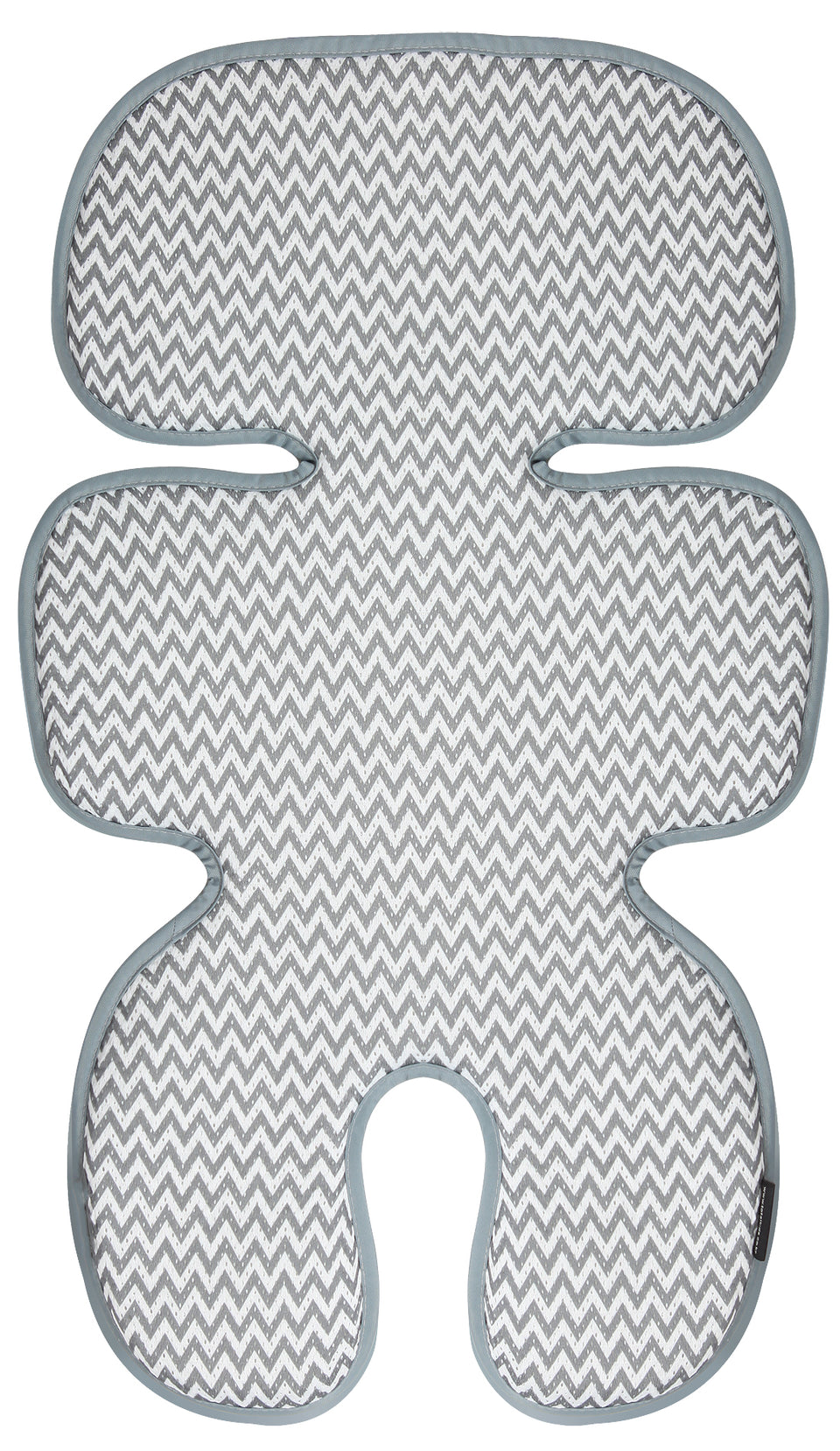 Clean Basic Cool Seat Pad (Zigzag Grey)