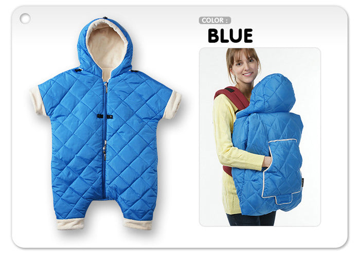 Duplex Infant Winter Suit (Blue)