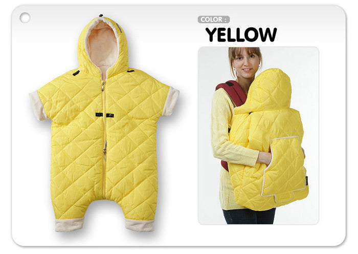 Duplex Infant Winter Suit (Yellow)