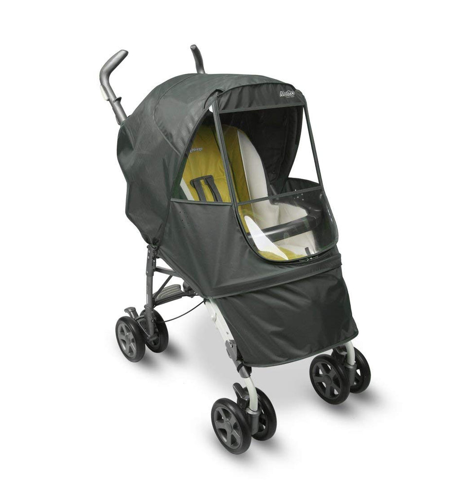 Elegance Alpha Stroller Weather Shield (Grey)