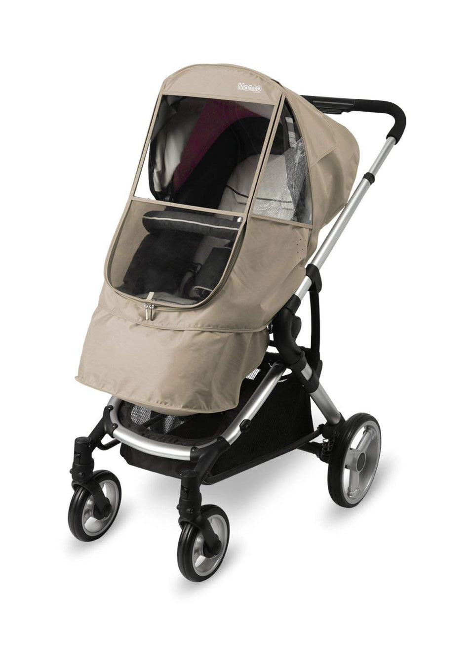 Elegance Beta Stroller Weather Shield (Beige)