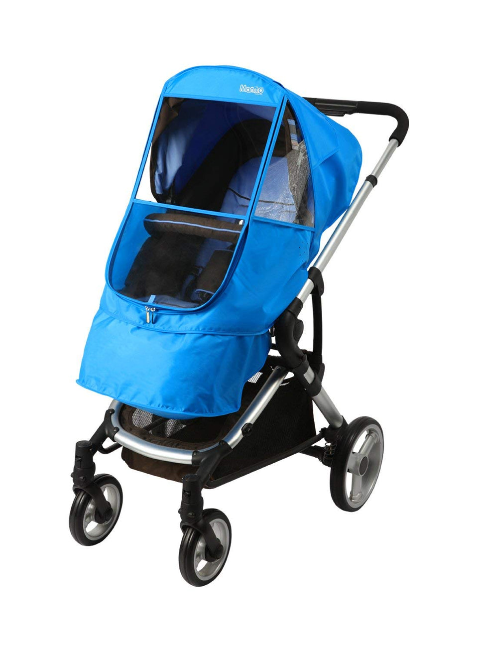 Elegance Beta Stroller Weather Shield (Blue)