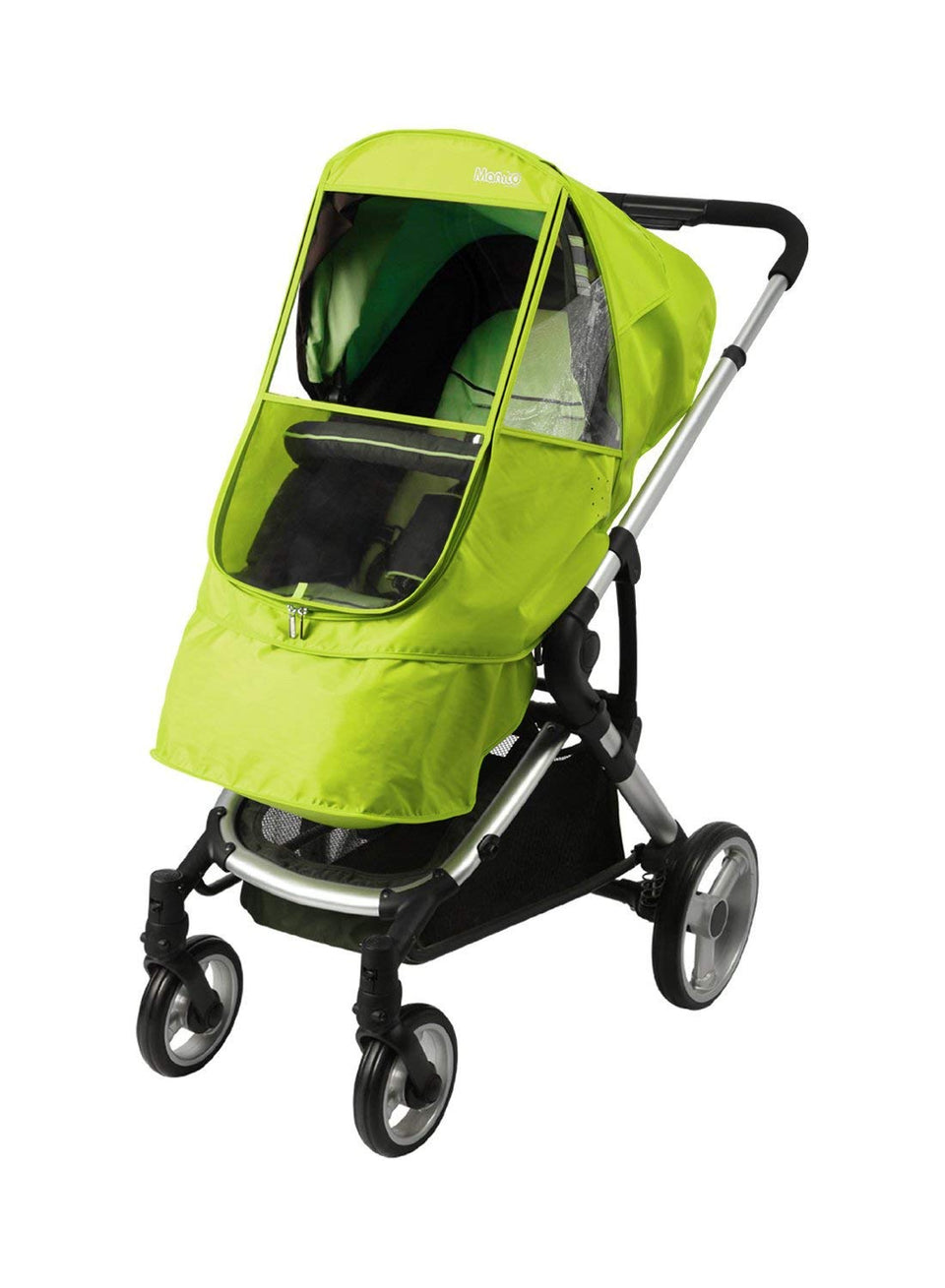Elegance Beta Stroller Weather Shield (Green)