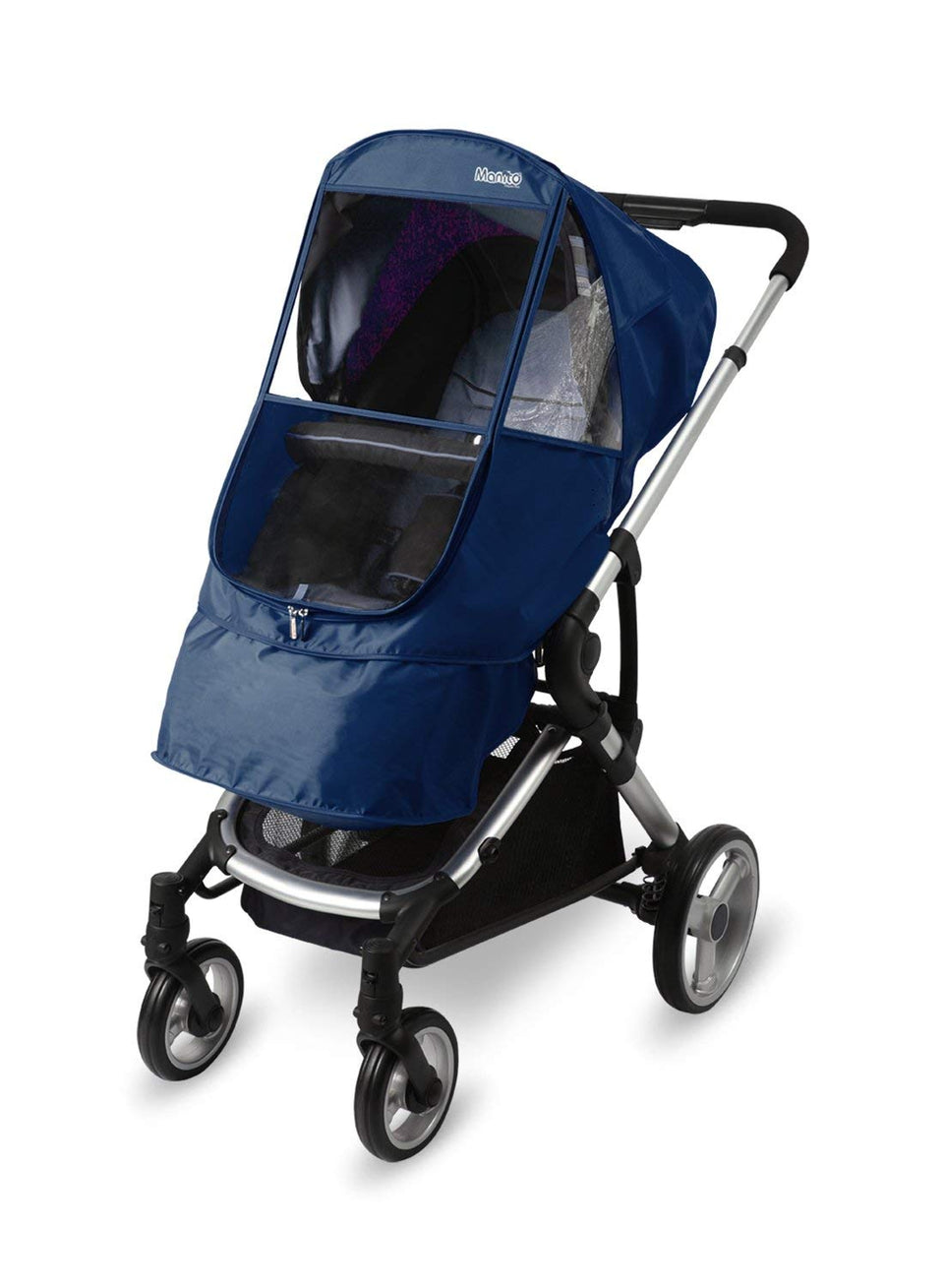 Elegance Beta Stroller Weather Shield (Navy)