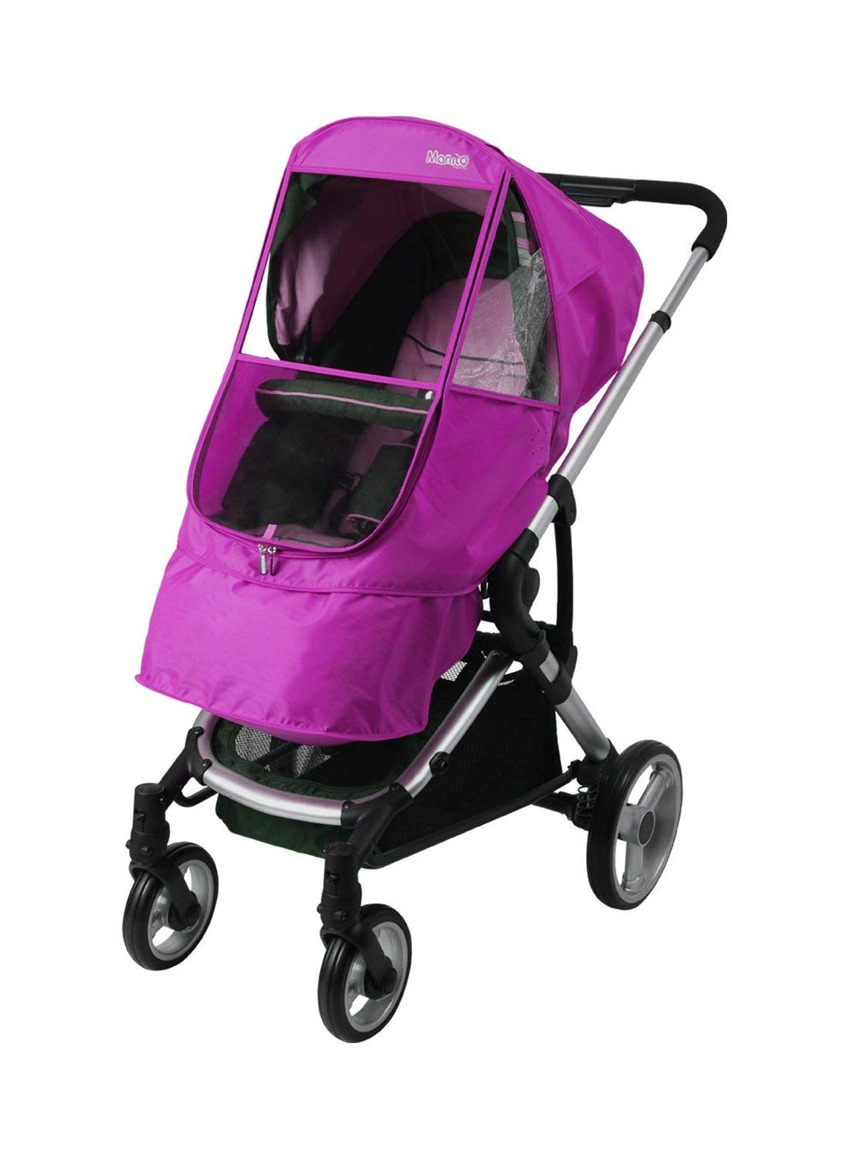 Elegance Beta Stroller Weather Shield (Purple)