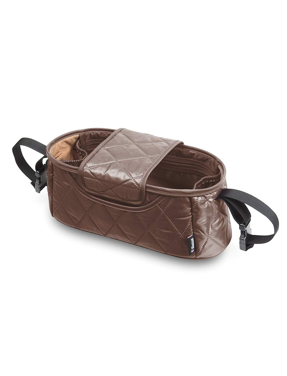 Handy Stroller Organizer (Chocolate/Diamond)