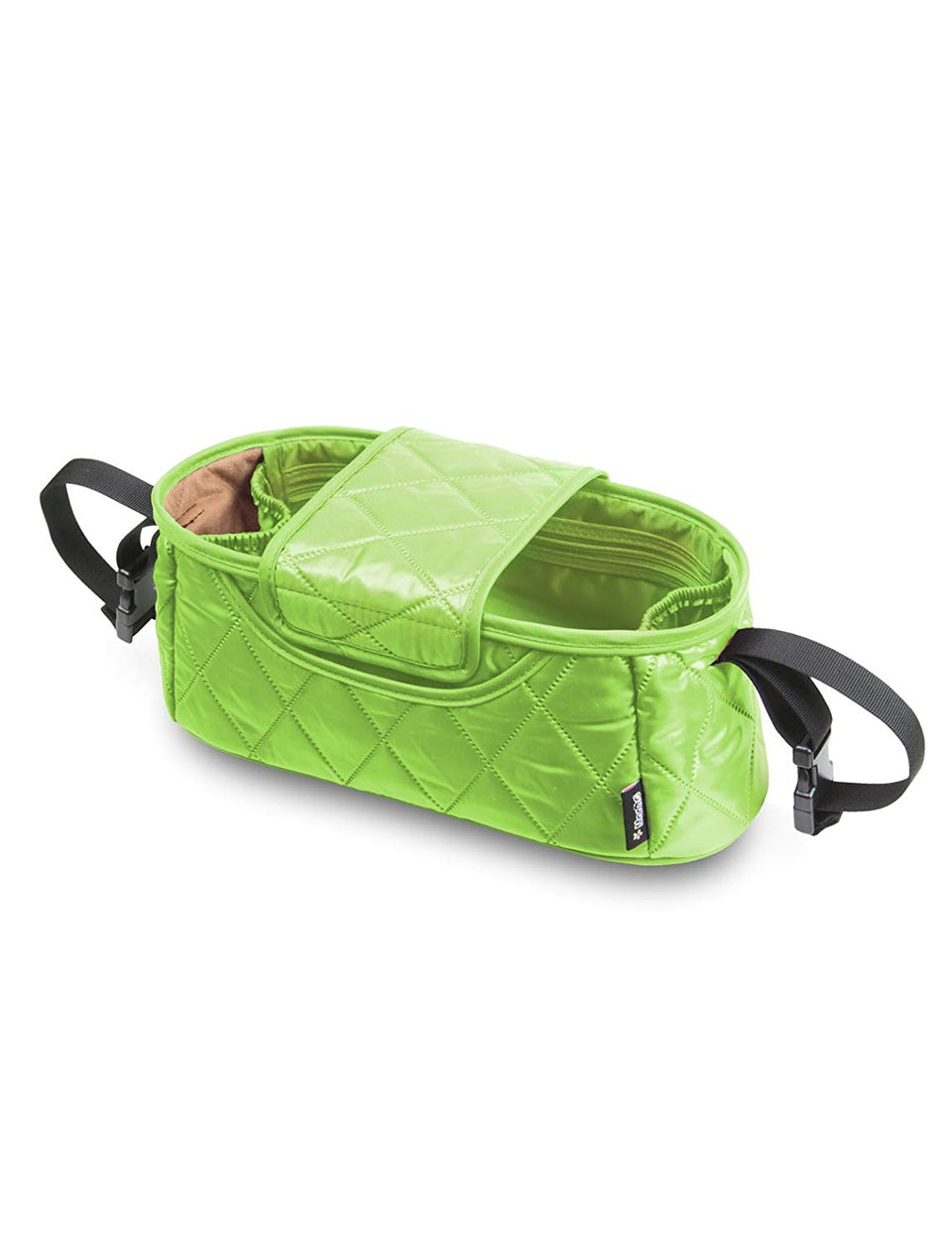 Handy Stroller Organizer (Green/Diamond)
