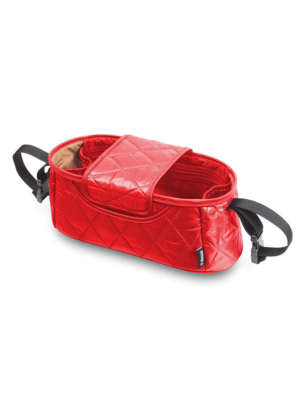 Handy Stroller Organizer (Red/Diamond)