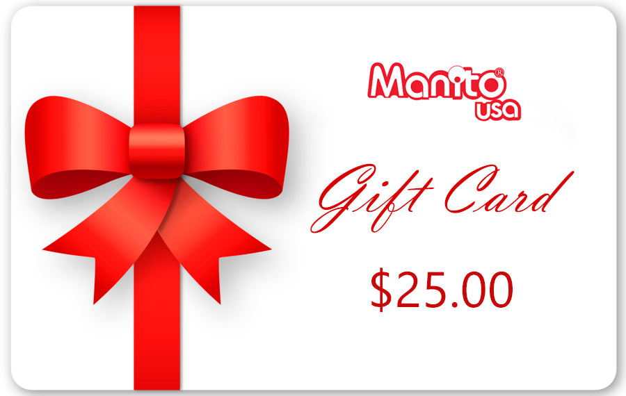 Manito USA eGift Card