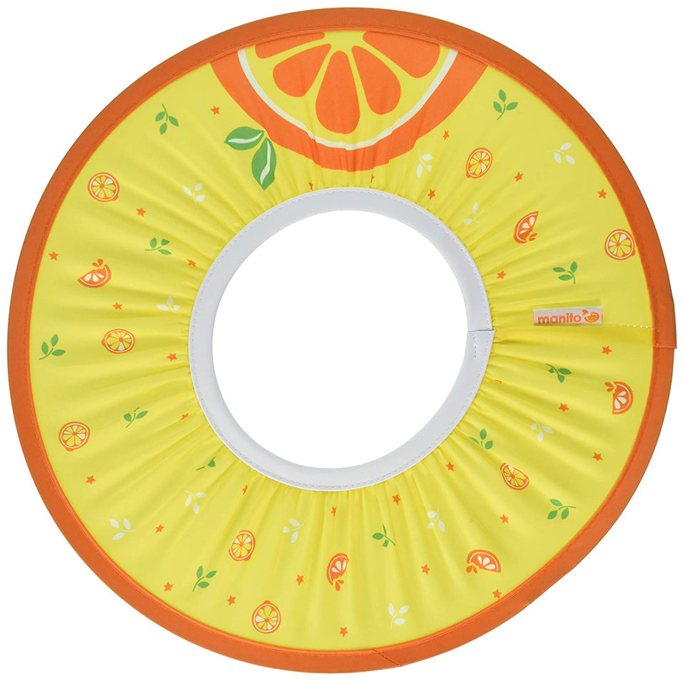 Baby Shampoo Cap Fruit (Orange/Yellow)