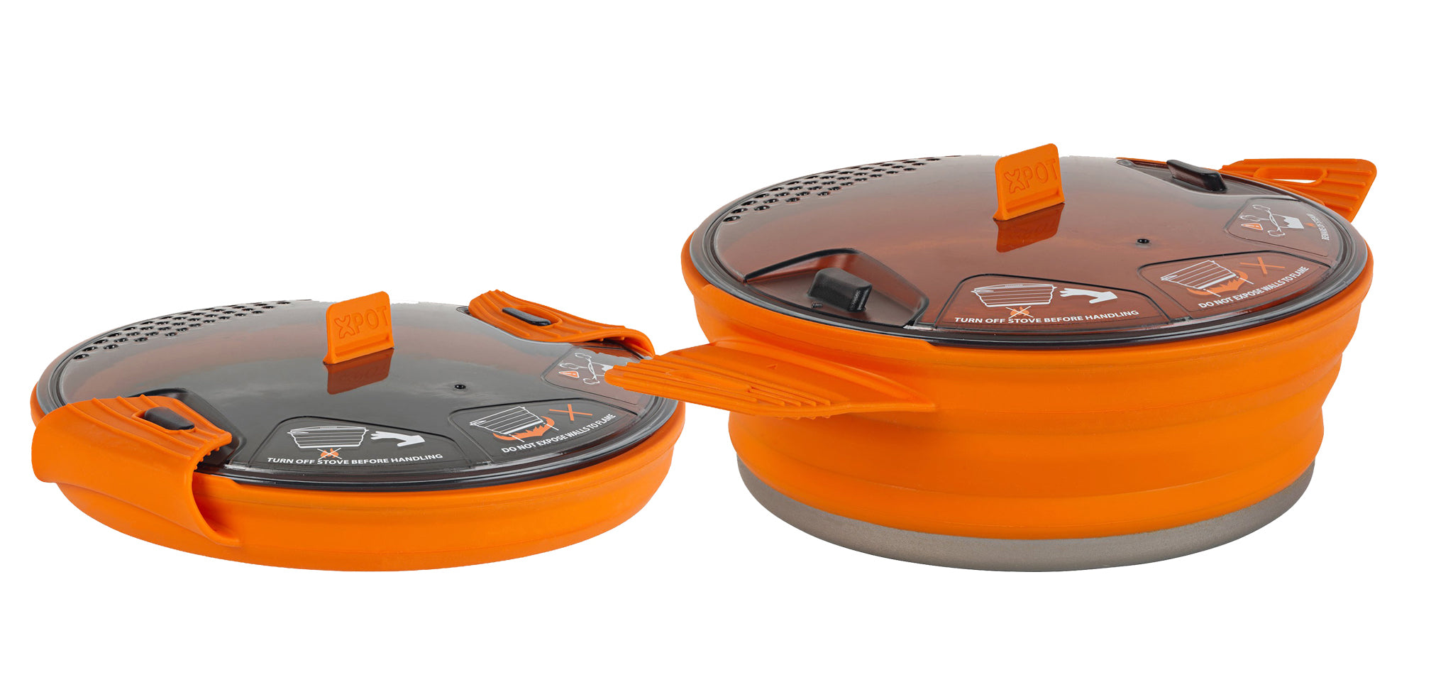 Portable camping essential for cooking