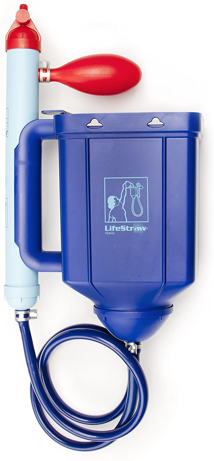 water purifier for camping