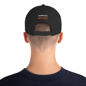 Splinterlands Battle Mage Snapback Hat