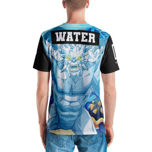 Splinterlands: Water Team Unleashed Men's T-shirt