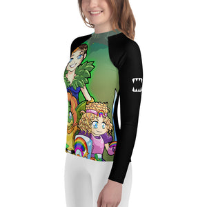 Splinterlands: Summoners Youth Rash Guard