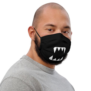 Monster Teeth Face Mask