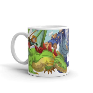 Splinterlands: Dragon Team Mug
