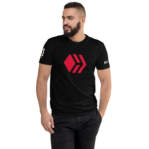 Hive Short Sleeve Men's Fitted T-shirt
