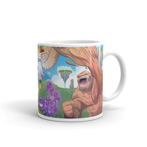 Splinterlands: Life Team Mug