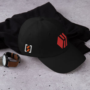 Hive Black Dad hat