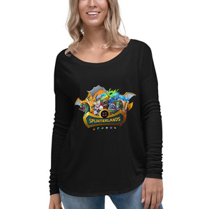 Splinterlands Ladies' Long Sleeve Tee